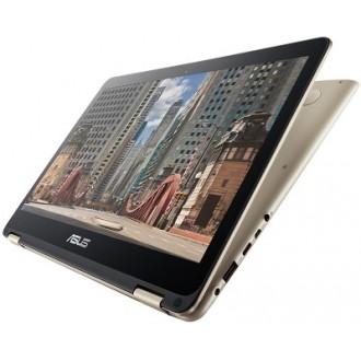 Nešiojamas kompiuteris ASUS Zenbook Flip UX360CA  M/4/256/HD/Win/Gold 1