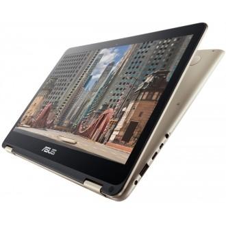 Nešiojamas kompiuteris ASUS Zenbook Flip UX360CA  M3/4/256/HD/W10/Gold 1