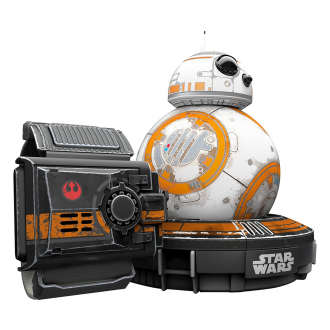 Robotas SPHERO BB-8 Star Wars + Force Band 1