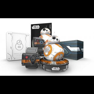 Robotas SPHERO BB-8 Star Wars + Force Band 4