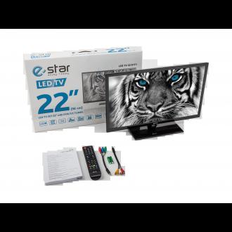 Televizorius eSTAR LEDTV22D1T1 4