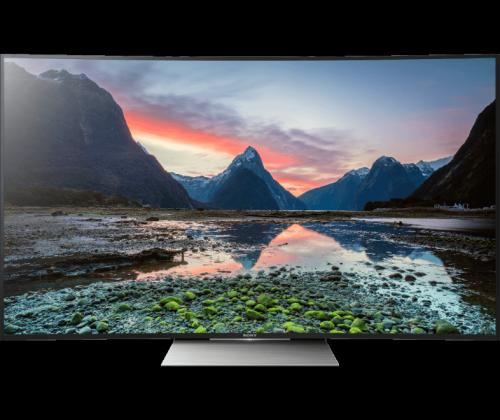 Televizorius SONY KD65SD8505BAEP 1