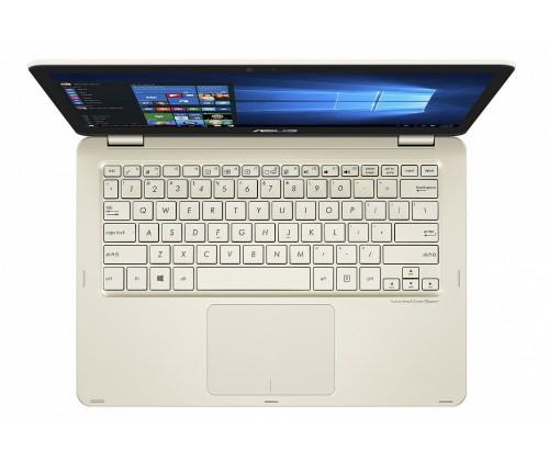 Nešiojamas kompiuteris ASUS Zenbook Flip UX360CA  M3/4/256/HD/W10/Gold 5
