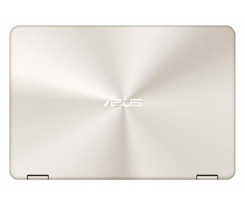 Nešiojamas kompiuteris ASUS Zenbook Flip UX360CA  M3/4/256/HD/W10/Gold 8