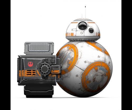 Robotas SPHERO BB-8 Star Wars + Force Band 2
